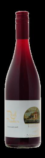 Chowaniec & Krajčírovič - Red Panter - perlivé víno, sýtené, polosladké, ročník 2018