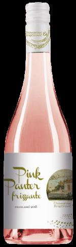 Chowaniec & Krajčírovič - Pink Panter - perlivé víno, sýtené, polosladké, ročník 2019