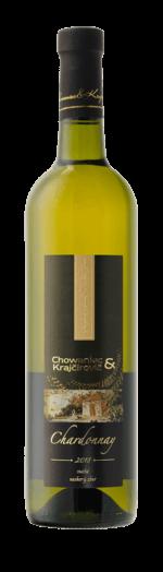 Chowaniec & Krajčírovič - Chardonnay - neskorý zber, suché, ročník 2019