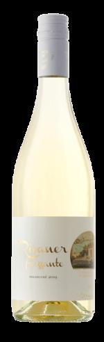 Chowaniec & Krajčírovič - Rivaner - perlivé víno, sýtené, polosuché, ročník 2019