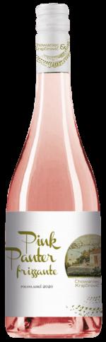 Chowaniec & Krajčírovič - Pink Panter - perlivé víno, sýtené, polosladké, ročník 2020