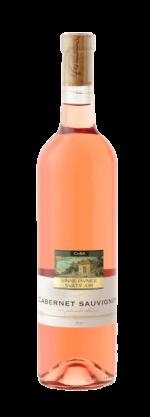 Chowaniec & Krajčírovič - Cabernet Sauvignon – rosé - akostné, polosuché, ročník 2020